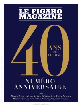 40 ans du Figaro Magazine