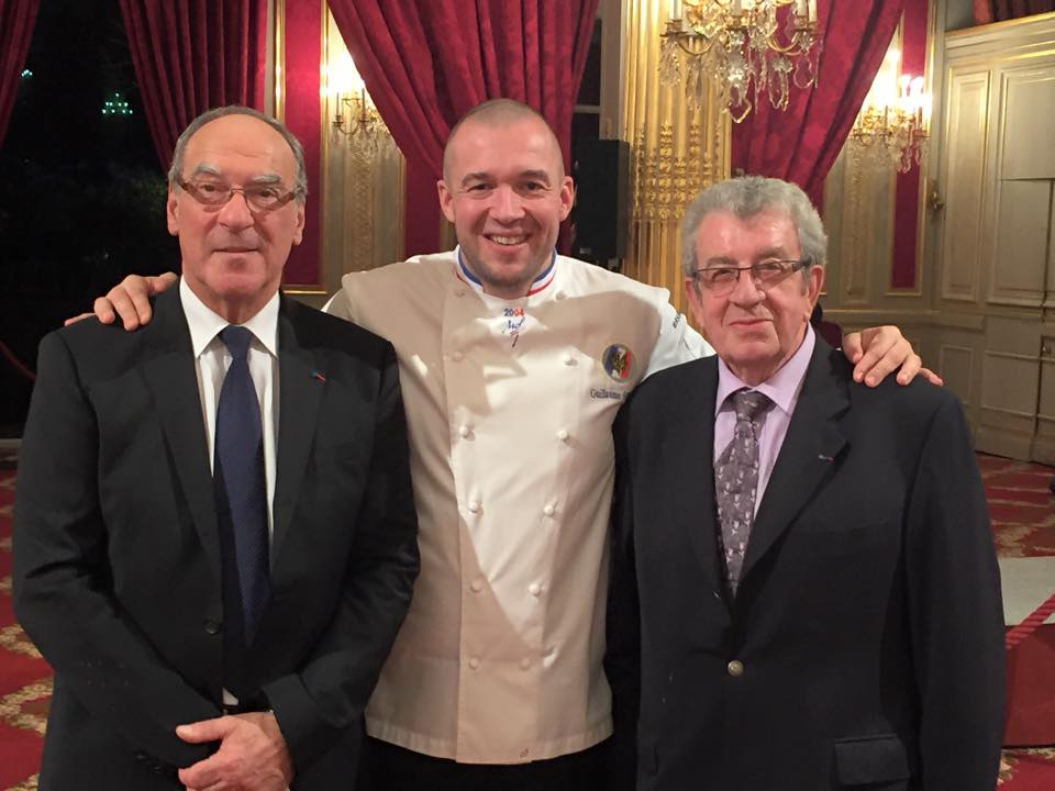 guillaume gomez chef elysee