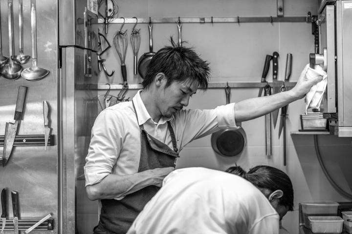 yoshi morie restaurant paris 6