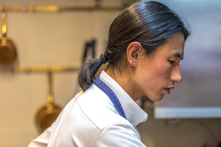 restaurant gastronomique paris yoshi morie