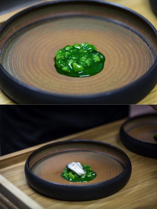 Guillaume Sanchez nouveau restaurant gastronomique