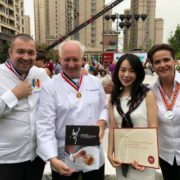 Les MOF honorés aux Gourmand World Cookbook Awards