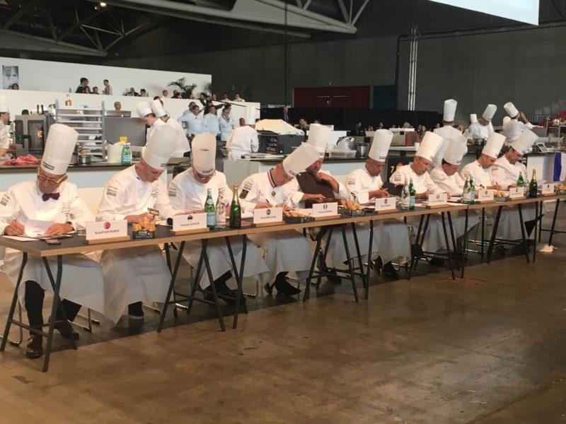 jury bocuse d'or chefs etoiles
