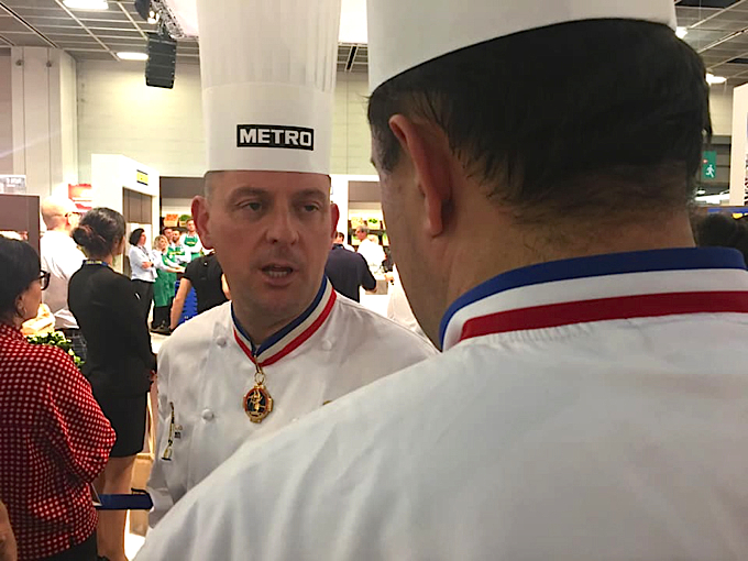 bocuse d'or 2018 turin