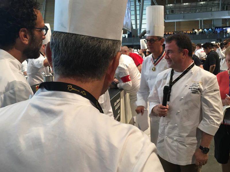 jury bocuse d'or concours cuisine