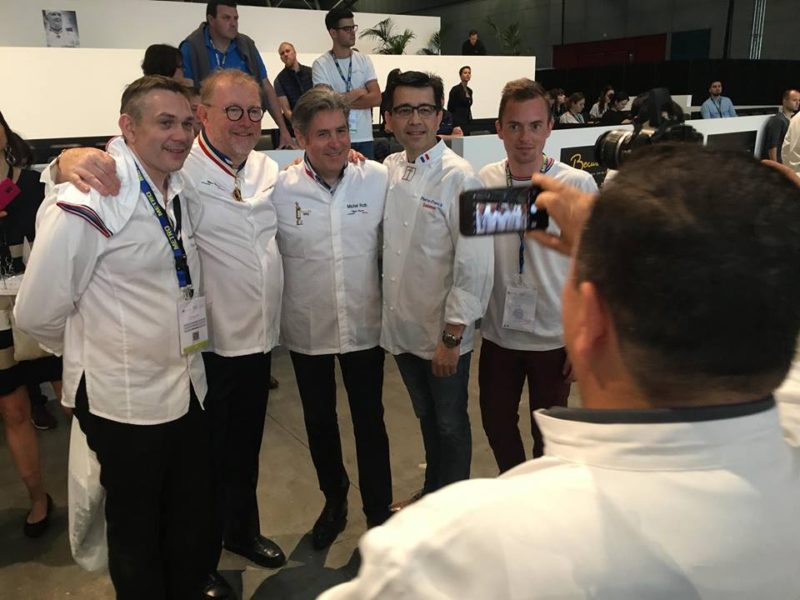 selection continentale du bocuse d'or