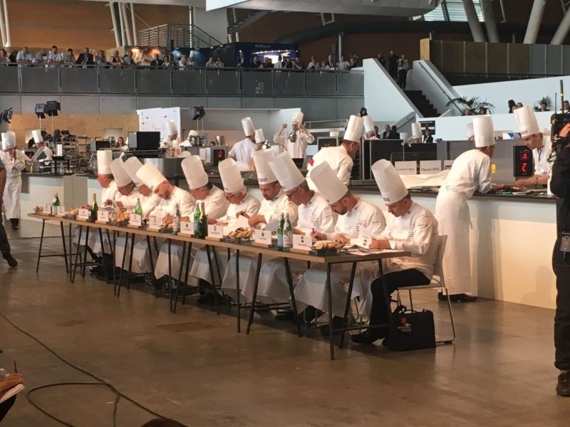 jury bocuse d'or concours cuisine international