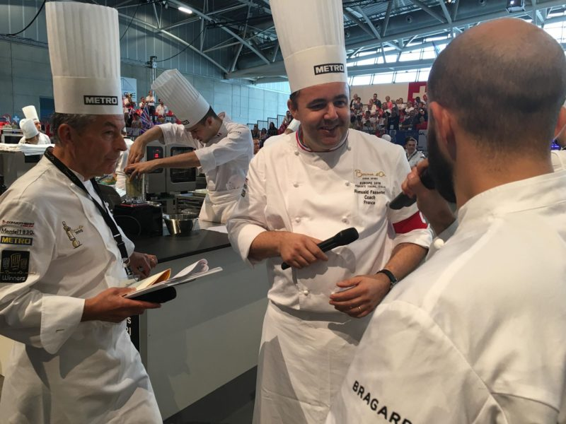 bocuse d'or turin italie