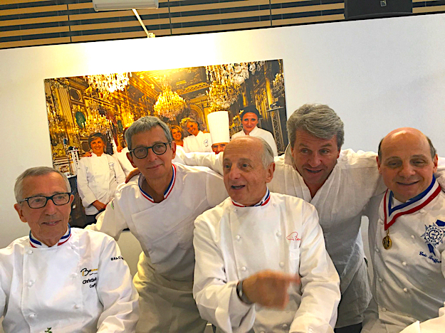 chefs sirha green 2018