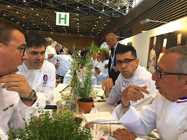 lyno evenement culinaire 2018