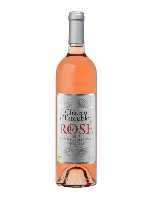 chateau d'estoublon le rose 2017
