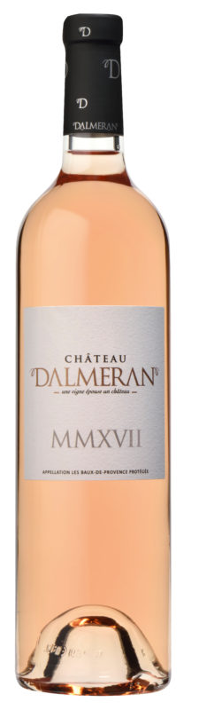 chateau dalmeran rose 2017