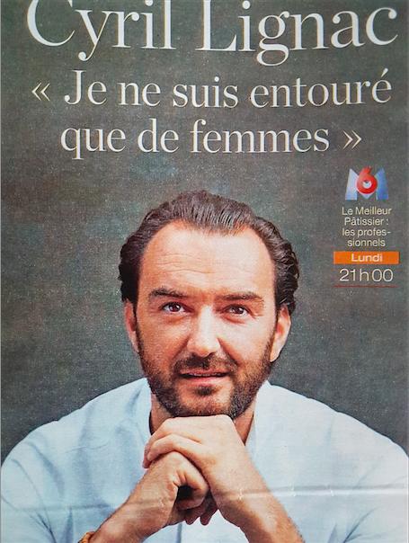 Cyril Lignac Femme
