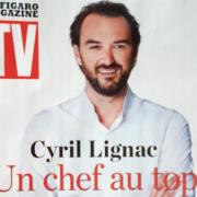 Cyril Lignac – » Ce n'est pas la course qui nous intéresse, mais l'histoire que l'on écrit. «