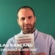 Stanislas kraland auteur de » L'expérience Alimentaire » – il a eu des problèmes de santé en devenant vegan … le corps a besoin de gras  –