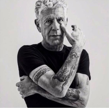 Anthony Bourdain chef