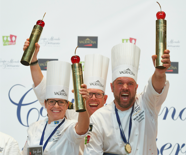 coupe europe patisserie 2018