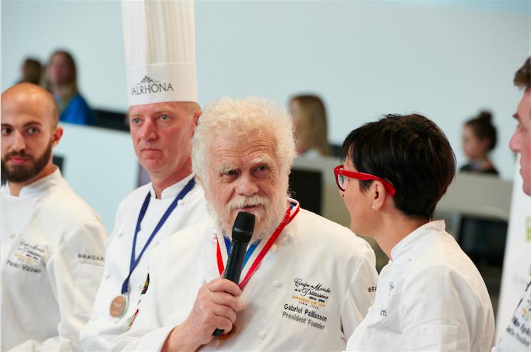coupe du Monde de la pâtisserie 2018