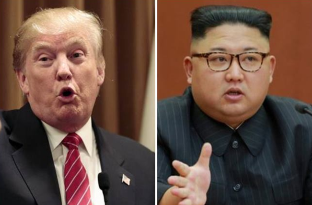 Trump et Kim Jong-Un