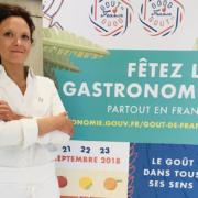 La chef Fanny Rey sera la Marraine de la » Fête de la Gastronomie – Goût de France » 2018