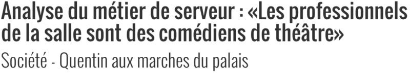 serveur paris