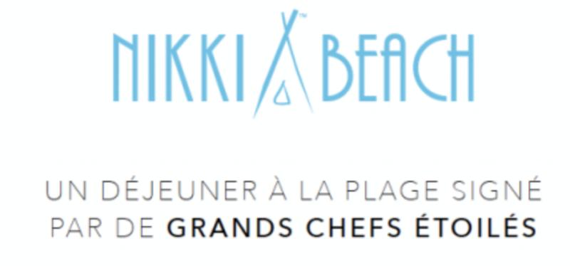chef nikki beach