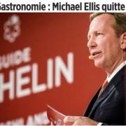 Michael Ellis quitte Le Guide Michelin pour entamer une carrière dans l'hôtellerie internationale