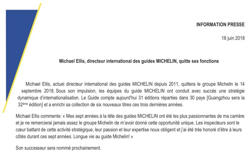 directeur monde guide michelin