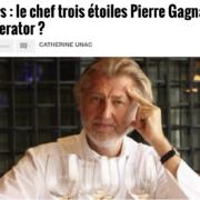 Un restaurant Pierre Gagnaire à Nîmes, pour l'instant rien n'est fait