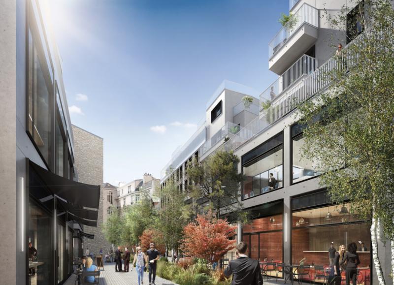 projet beaupassage 2018 paris