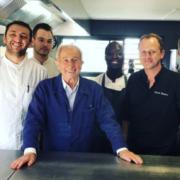 chefs cuisiniers francais