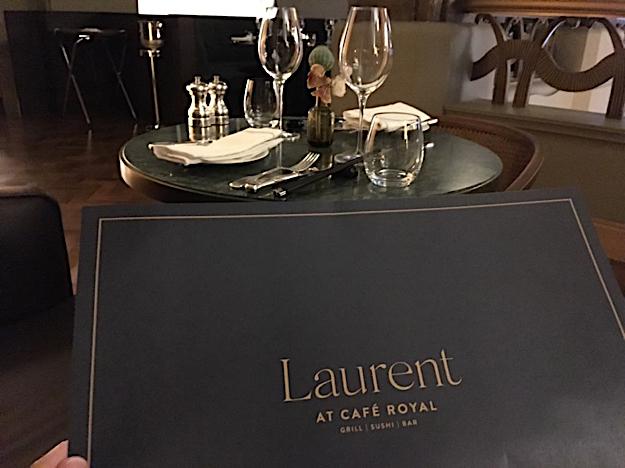 Laurent Tourondel london