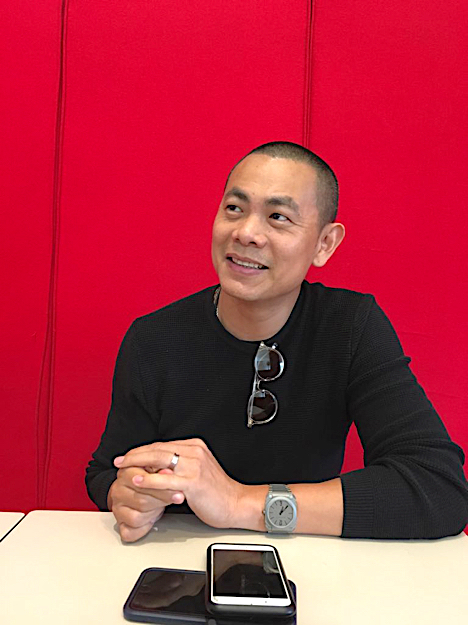 chef André Chiang