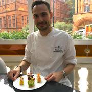 Nicolas Rouzaud, chef pâtissier du Connaught à Londres : «Rien ne m'est imposé; je fais des desserts que j'ai envie de faire» – Interview