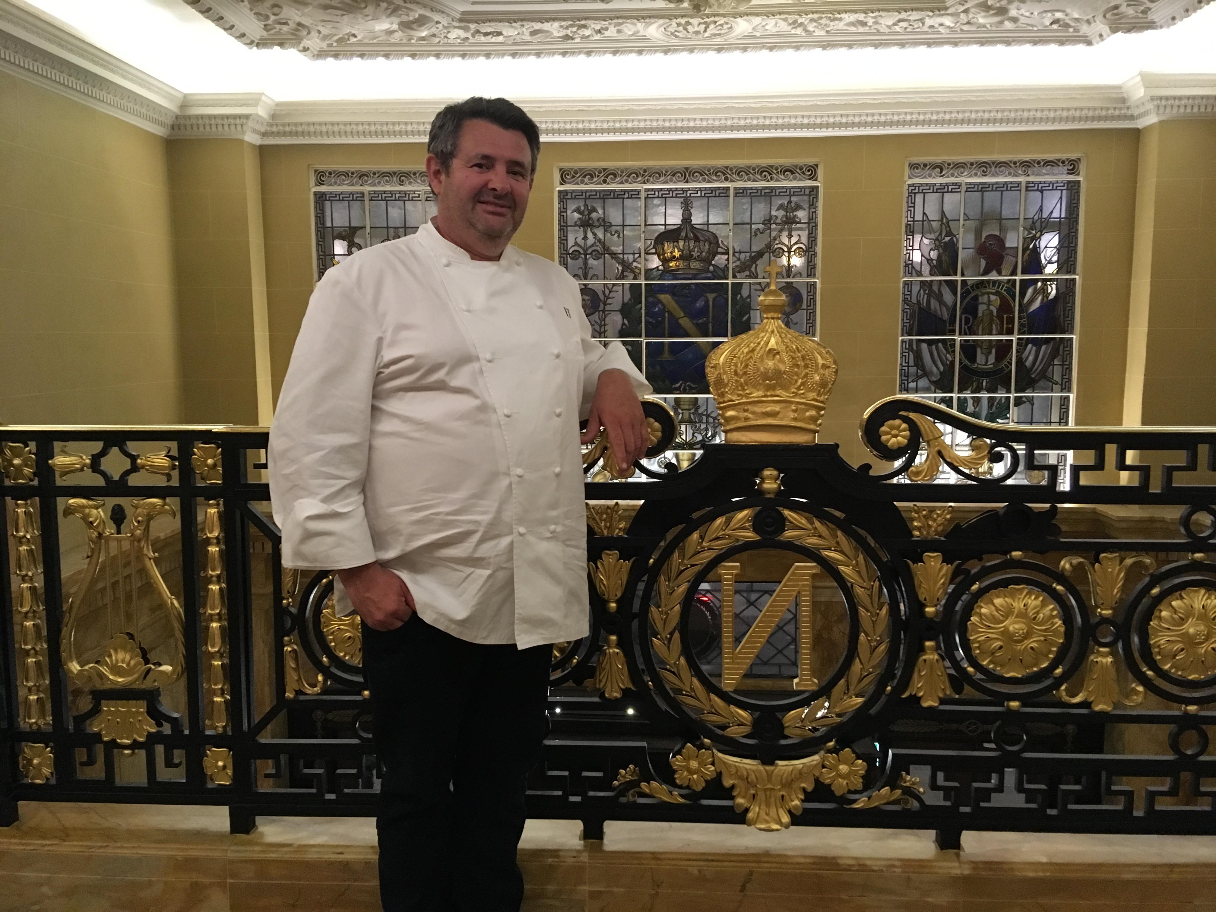 Laurent Tourondel restaurant