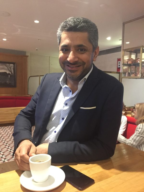 restaurant Sylvestre Wahid