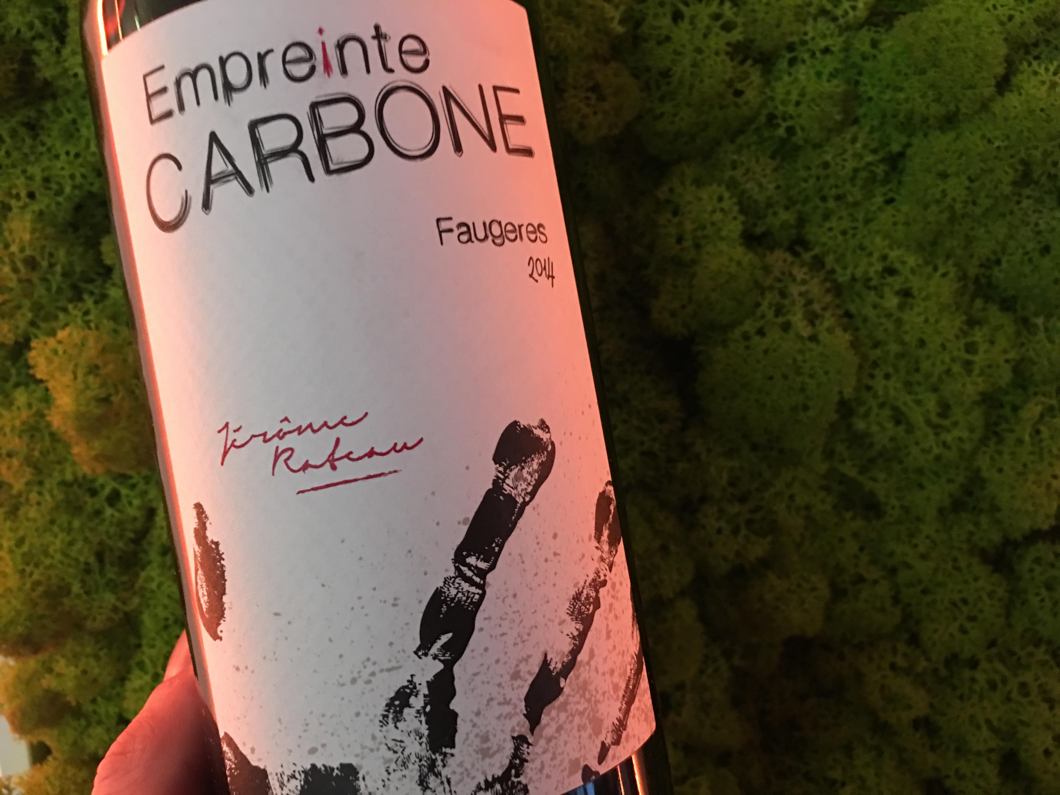 vin empreinte carbone