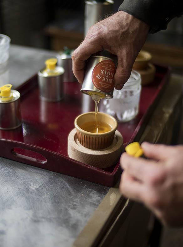 huile de noix bourgogne