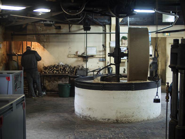 fabrication artisanale huile nievre