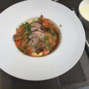 Les Plaisirs Gourmands – Guillaume Scheer et Charlotte Gâté – Le restaurant qui porte bien son nom !