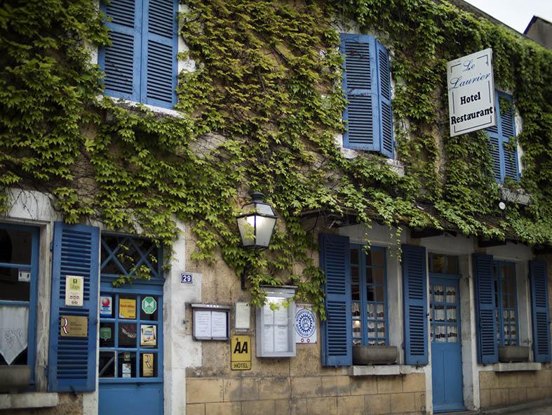 restaurant Laurier à Saint-Satur