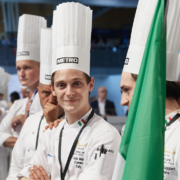 Martino ruggieri pavillon ledoyen paris remporte la premi re tape du bocuse d 39 or italie - Commis de cuisine bruxelles ...