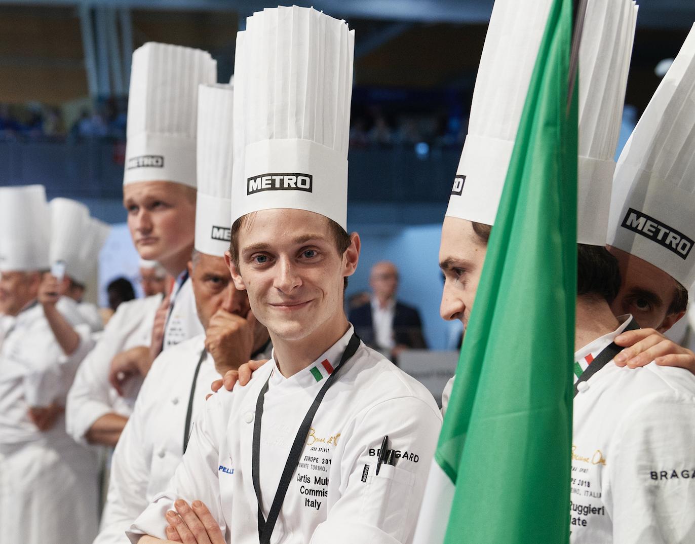 Meilleur Ouvrier De France Cuisine Palmares | Curtis Mulpas Decroche Le Prix Du Meilleur Commis D Europe Bocuse D Or