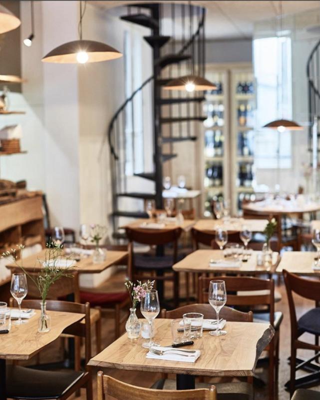 restaurant ephemere