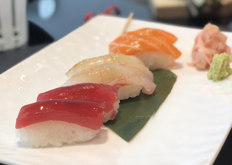 sushis joel robuchon