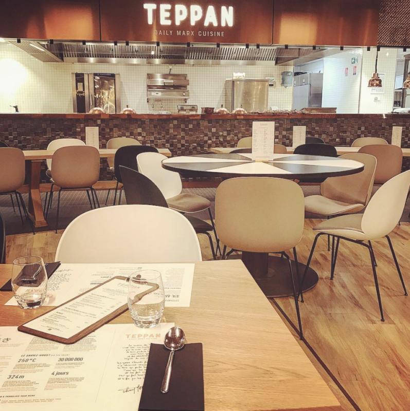 Des chefs fran ais toil s ouvrent des restaurants for Restaurant japonais chef cuisine devant vous