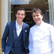 Salon des Champagnes et des Pâtisseries Fines au Pavillon Ledoyen à Paris ce 8 et 9 juillet