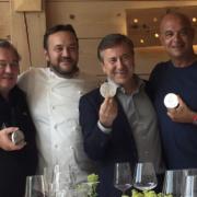 Brèves de chefs – Laurent Jeannin déjà 1 an, la direction du Bocuse d'Or à Megève, Philippe Etchebest auprès de Alain Juppé …