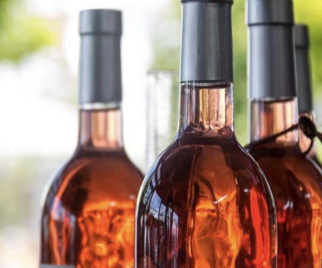 vin rose francais espagnol