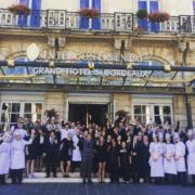 Le Meilleur Hôtel de France est à Bordeaux, L'Intercontinental-Grand Hôtel détrône les palaces parisiens